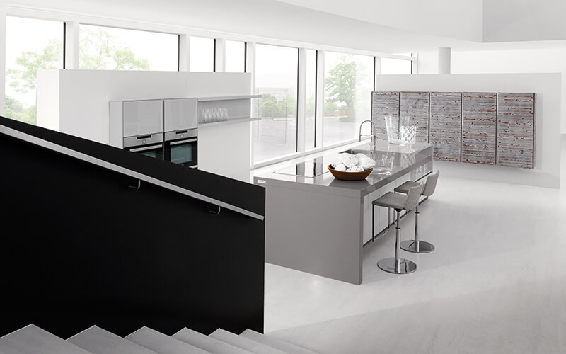 Hochwertige Designer Küchen Nach Maß Kuechenart Potsdam