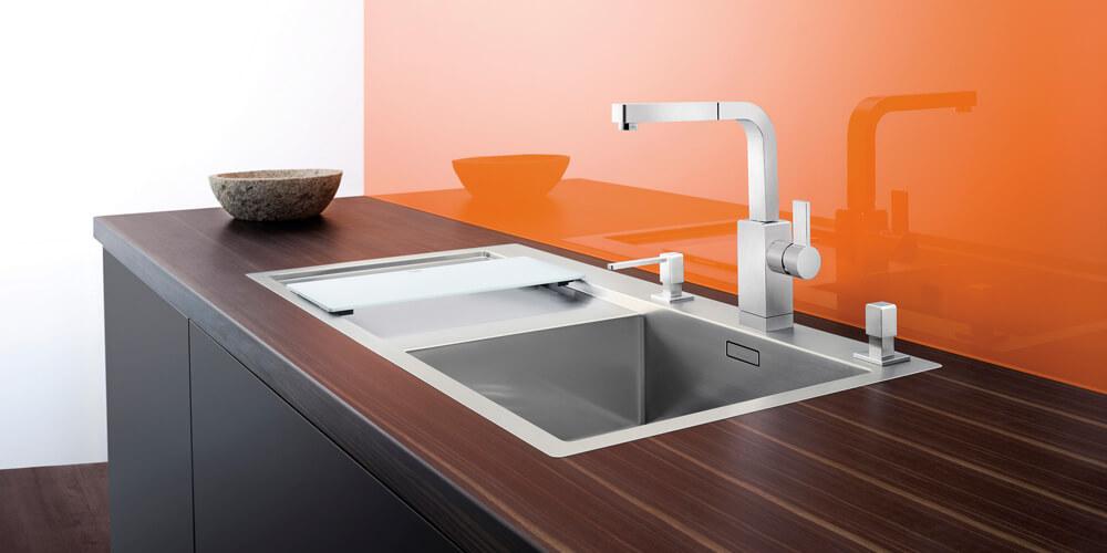 blanco sp len armaturen kuechenart potsdam. Black Bedroom Furniture Sets. Home Design Ideas