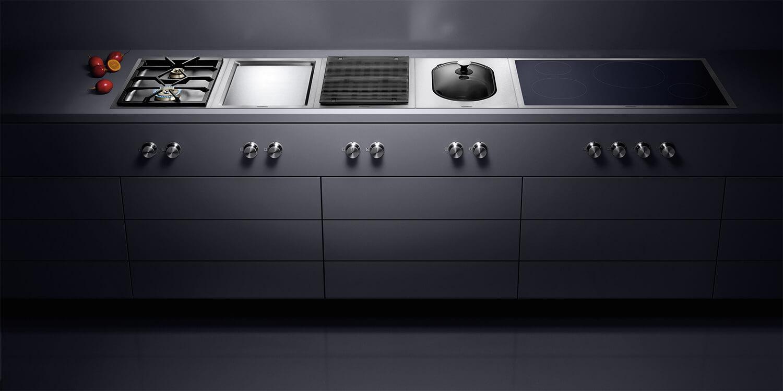 gaggenau beste markenqualit t bei kuechenart potsdam. Black Bedroom Furniture Sets. Home Design Ideas