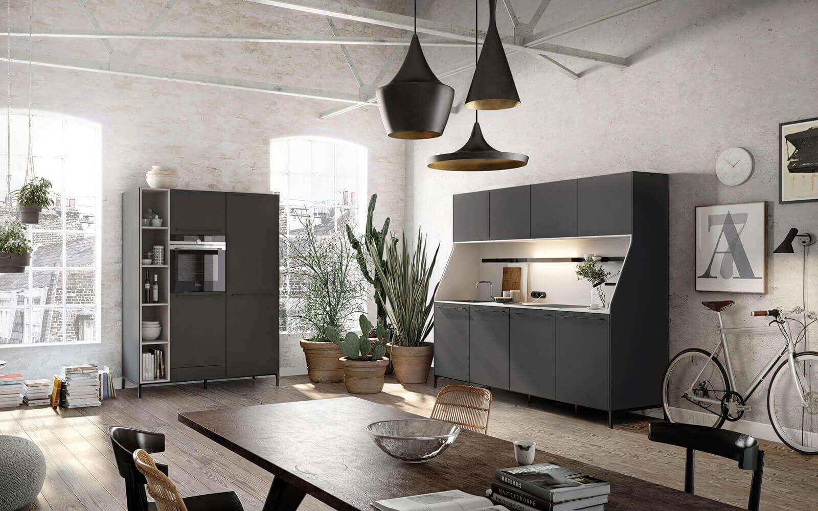 Hochwertige Designer-Küchen nach Maß | kuechenART Potsdam
